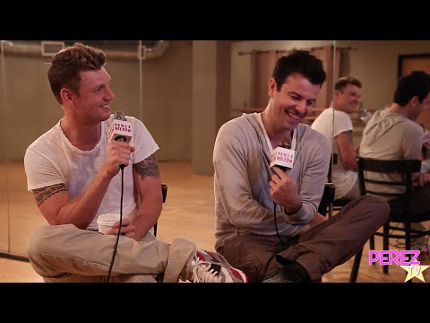 EXCLUSIVE! Nick Carter And Jordan Knight Talk Nick & Knight Collab, Touring & What To Expect Next!