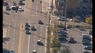 MUST WATCH: Crazy Police Chase In California Lasts 3 Hours