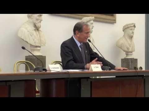 """Il lancio della candidatura di Antonino Torre nella Lista Civica """"Cittadini X Roma"""""""