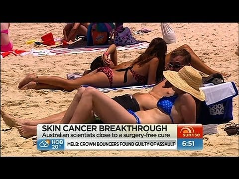 Sunrise - Possible new skin cancer treatment