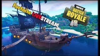 Fortnite - Custom Games, iedereen kan meedoen! - 12 UUR LIVE [NL]