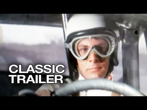 Fireball 500 (1966) Official Trailer - Frankie Avalon Movie HD