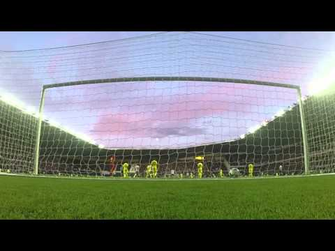 BEHIND THE GOALS | Andreas Weimann Vs Villarreal