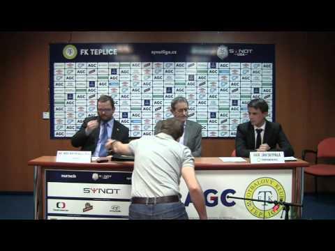 Tisková konference k podpisu smlouvy s UJEP (11.2.2016)