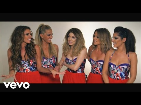 Girls Aloud - Something New (Behind The Scenes)