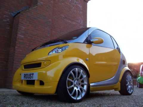smart fortwo tuning styling youtube. Black Bedroom Furniture Sets. Home Design Ideas