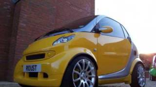 Smart Fortwo Tuning & Styling
