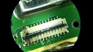 reparacion alcatel ot 4007 no prende o no da imagen , por humedad