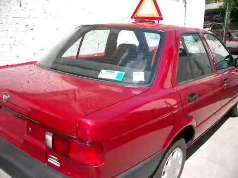 Autos Chocados - Nissan Tsuru Modelo 2012 AutoComercia