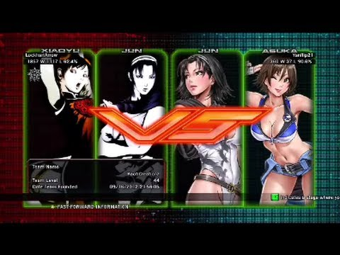 Tekken Tag Tournament 2 : LockhartArrow ( Jun X Xiaoyu ) VS Yanflip21 ( Jun X Asuka )