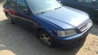 Car For Parts - Honda CIVIC 1997 2.0L 77kW Diesel