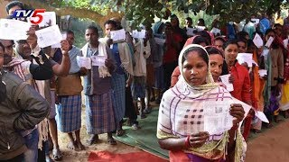 First Phase of Polling Completes in Chhattisgarh