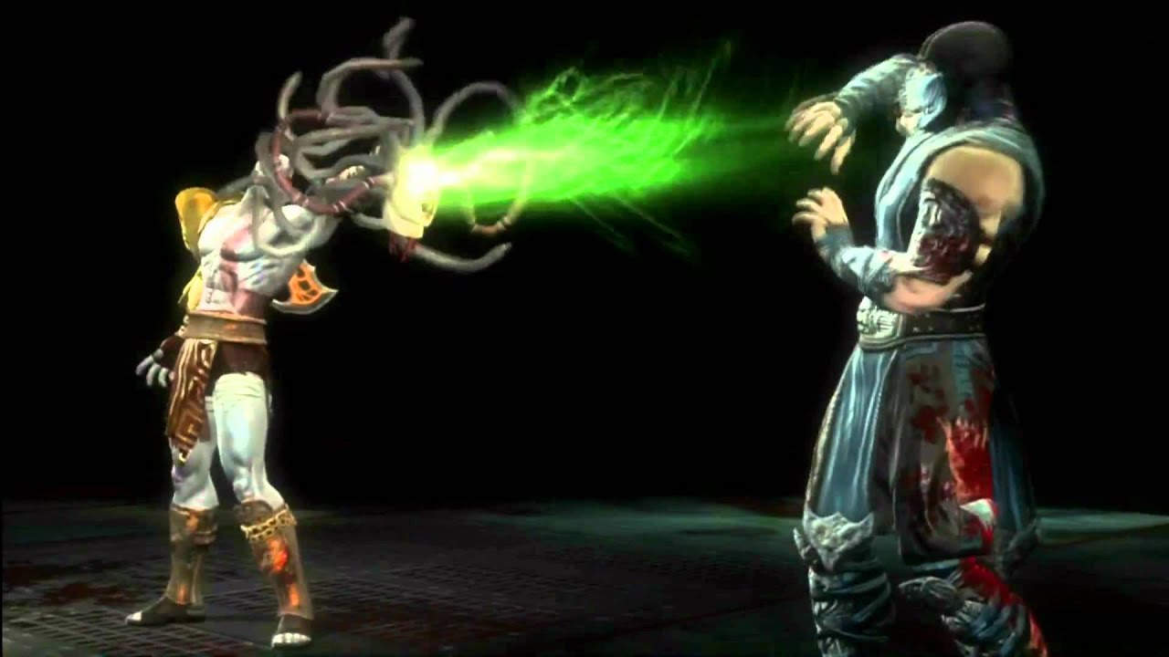 Mortal Kombat Trilogy Fatalities