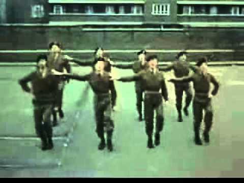 soldados coquetos