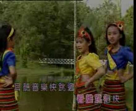 Malaysia Own Child Wonder - Beautiful Chinese Song video
