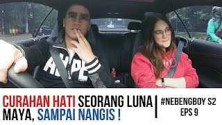 Download Lagu Luna Maya BUKA-BUKAAN di mobil Boy William! - #NebengBoy S2 Eps. 9 Gratis STAFABAND