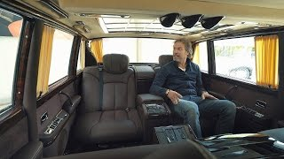 Classic S600 PULLMAN met MAYBACH interieur! VLOG #102