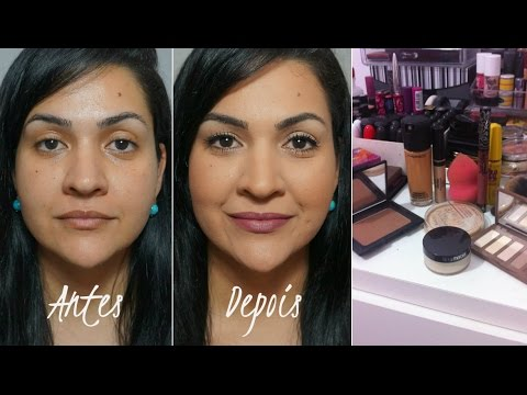 Se Arrume Comigo Maquiagem de Todos os Dias