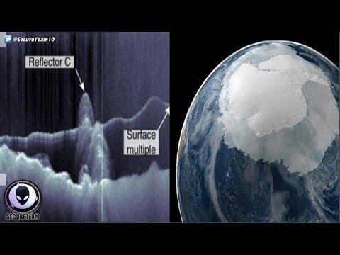 MASSIVE Formations Detected Under Antarctica 5/11/17