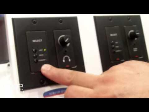 InfoComm 2014: Radio Design Labs Talks About its Decora Style Amplifiers