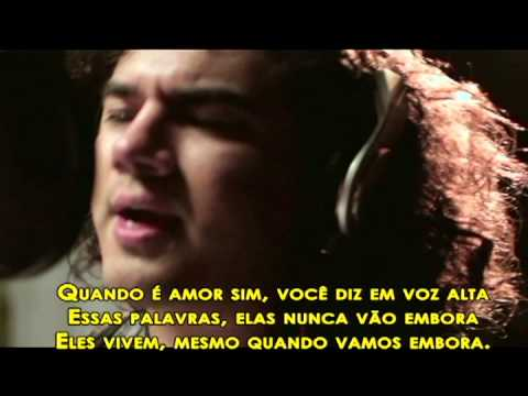 Chris Medina - What Are Words Traduzido Marcos Marciel video