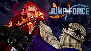 JUMP FORCE - Ruroni Kenshin Trailer!!