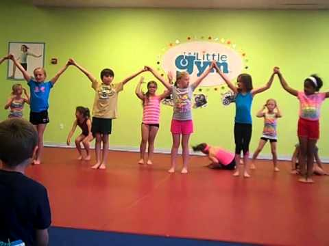 Show Week 2014 Monday 7 00 Twisters Aerials Group Tumbling Show