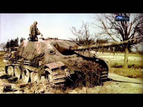 История одного танка: Ягдпантера