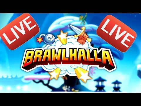⚔ Brawlhalla Community Livestream | With YOU!! | Trying Something New? ⚔