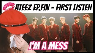 ATEEZ - TREASURE EP. FIN : All to Action Album FIRST LISTEN