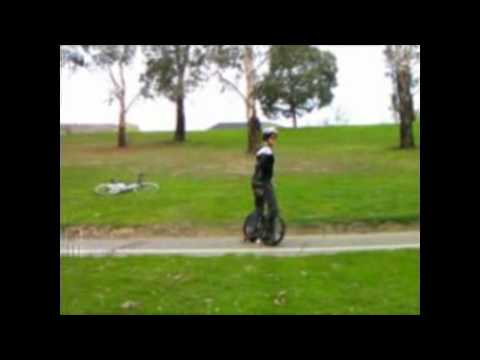 NEW !! Chariot Skates The Rideable Bicycle Wheels Video