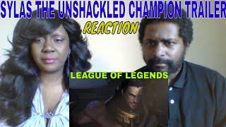 League Of Legends - Sylas The Unshackled Champion Trailer REACTION