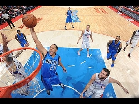 Devin Harris Rocks the Rim with the Monster Jam