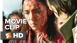 Raw Movie CLIP - Rabbit Kidney (2017) - Garance Marillier Movie