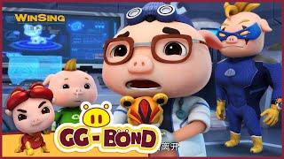 GG Bond - Agent G 《猪猪侠之超星萌宠》EP53