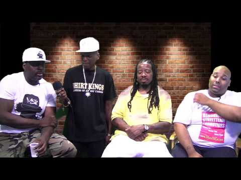JUST TALK TV with Hakim Green, SHIRT KINGS, Wrong Route Records