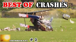 BEST OF CRASHES - TBOBBORAP1 # 2 - 2019