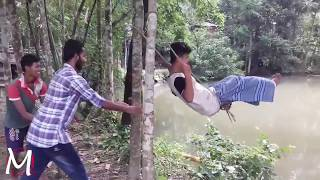 Bangladeshi Uncommon |  New Bangla Funny Video | New year special funny video 2018