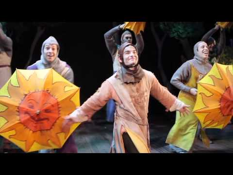 Monty Python's SPAMALOT - Always Look on the Bright Side of Life