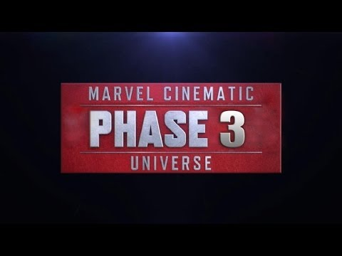 Marvel Cinematic Universe Phase 3 Preview (0616)