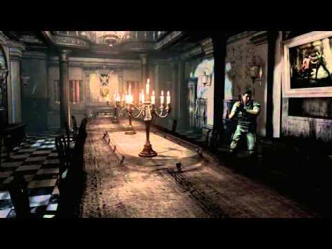 Resident Evil Remake Trailer HD PS4 PS3 - Resident Evil Remake Gameplay