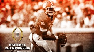 Tajh Boyd On Deshaun Watson | Inside The Championship