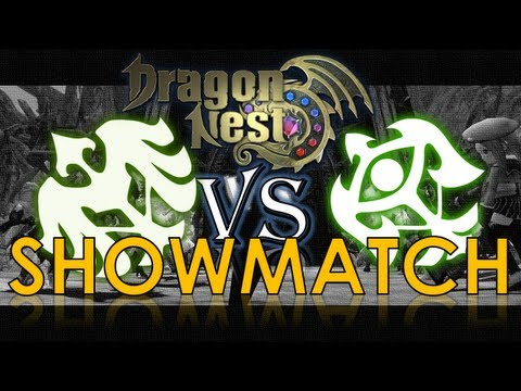 SHOWMATCH #76 - DayWatser (Sniper) vs Patingting (Artillery) - Dragon Nest SEA