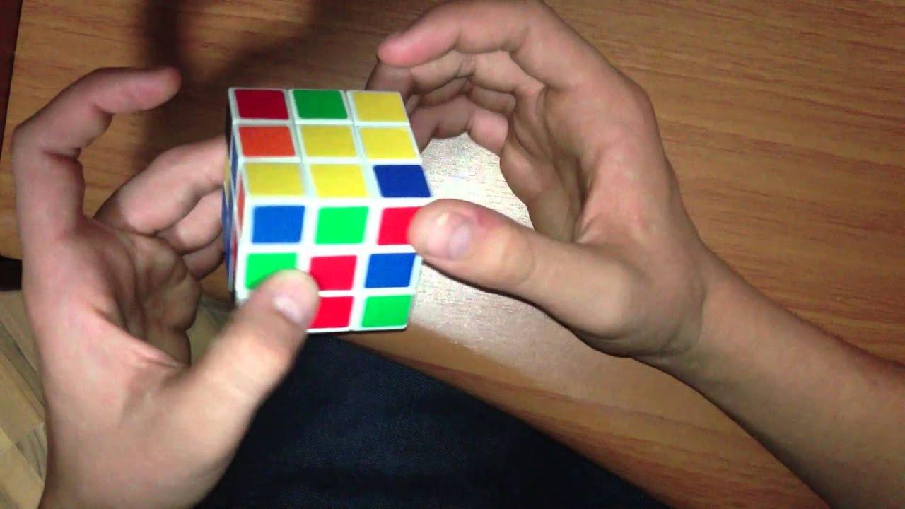 схема сборки кубика рубика 4х4 для начинающих в картинках