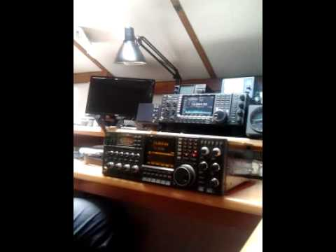 Il mio video modificato icom 781 vs 7700
