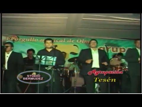 AGRUPACIÓN TESEN - Mix Baila Baila