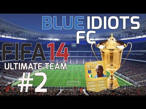 FIFA 14 | Ultimate Team | Blue Idiots FC! | #2 | Wszystko albo nic!