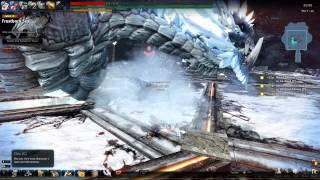 Vindictus - Beokros Fiona Solo v1 (Hammer)