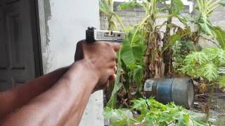 Glock G35 we full auto o teste