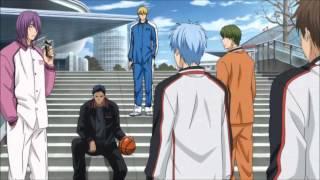 Kuroko no Basket AMV - War of Change